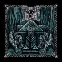Demon Incarnate - Key Of Solomon - LP + download card