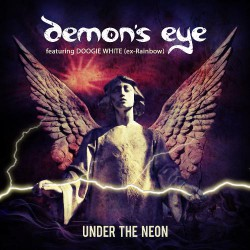 Demon's Eye - Under The Neon - CD