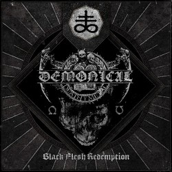 Demonical - Black Flesh Redemption - Maxi single Digipak