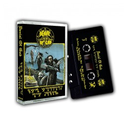 Denial Of God - The Horrors Of Satan - CASSETTE