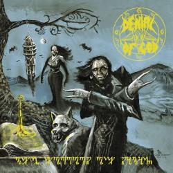Denial Of God - The Horrors Of Satan - DOUBLE LP Gatefold