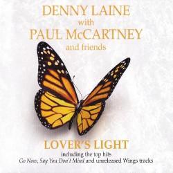 Denny Laine with Paul McCartney and Friends - Lover's Light - CD DIGIPAK