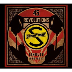 Department S - 45 Revolutions : Singles 1980 - 2017 - CD DIGIPAK
