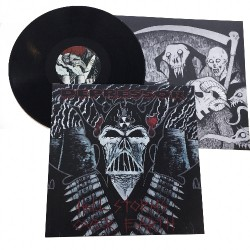 Depressor - Hell Storms over Earth - LP + DOWNLOAD CARD