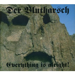 Der Blutharsch - Everything is alright! - CD DIGIPAK
