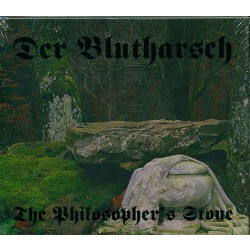 Der Blutharsch - The Philosopher's Stone - CD DIGIBOOK