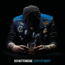 Der Butterwegge - Super Optimiert - CD DIGIPAK