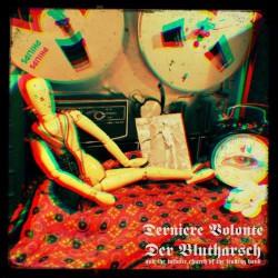 "Dernière Volonté / Der Blutharsch - A Collaboration EP - 7"" vinyl"