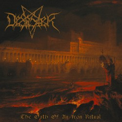 Desaster - The Oath Of An Iron Ritual - LP PICTURE