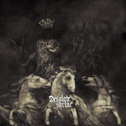 Desolate Shrine - The Heart Of The Netherworld - CD