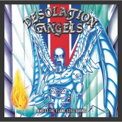 Desolation Angels - While The Flame Still Burns - CD DIGIPAK
