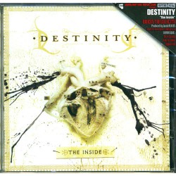 Destinity - The Inside - CD