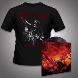 Deströyer 666 - Call Of The Wild - Mini LP + T-shirt bundle (Men)