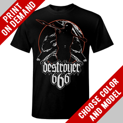 Deströyer 666 - Cold Steel For An Iron Age - Print on demand
