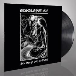 Deströyer 666 - Six Songs With The Devil 2019 - LP