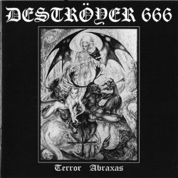 Deströyer 666 - Terror Abraxas - CD EP