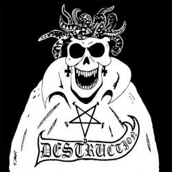 Destruction - Bestial Invasion Hell - LP Gatefold