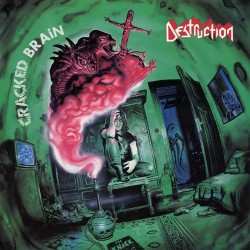 Destruction - Cracked Brain - CD SLIPCASE