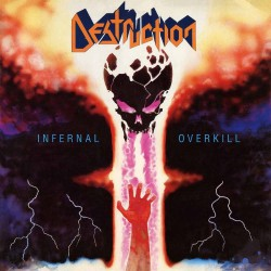 Destruction - Infernal Overkill - CD SLIPCASE