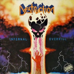 Destruction - Infernal Overkill - LP