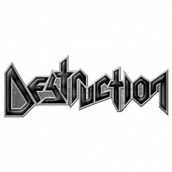 Destruction - Logo - METAL PIN