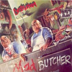 Destruction - Mad Butcher - LP
