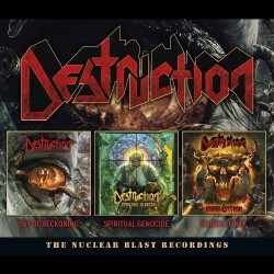 Destruction - The Nuclear Blast Recordings - 3CD