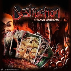 Destruction - Thrash Anthems - CD