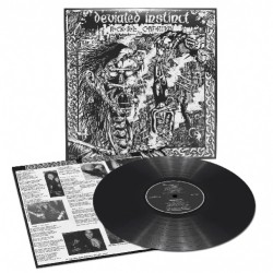 Deviated Instinct - Rock N Roll Conformity - LP