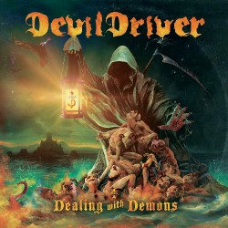 DevilDriver - Dealing With Demons Vol. I - CD DIGIPAK