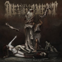 Devourment - Obscene Majesty - LP