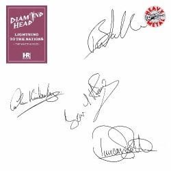 Diamond Head - Lightning To The Nations - DOUBLE LP GATEFOLD COLOURED