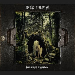 Die Form - Baroque Equinox - CD DIGIPAK