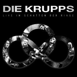 Die Krupps - Live Im Schatten Der Ringe - 2CD + BLU-RAY