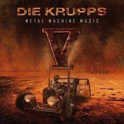 Die Krupps - V - Metal Machine Music - 2CD DIGIPAK