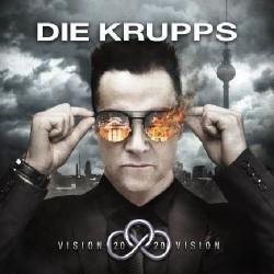 Die Krupps - Vision 2020 Vision - CD + DVD Digipak