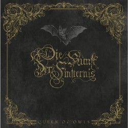 Die Kunst Der Finsternis - Queen Of Owls - DOUBLE LP Gatefold