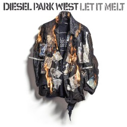 Diesel Park West - Let It Melt - CD DIGIPAK