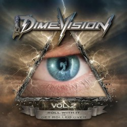 Dimebag Darrell's Dimevision - Vol. 2 - Roll With It Or Get Rolled Over - CD + DVD ARTBOOK