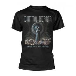 Dimmu Borgir - Death Cult - T-shirt (Men)