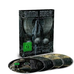 Dimmu Borgir - Forces Of The Northern Night - DOUBLE DVD + 2CD