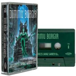 Dimmu Borgir - Godless Savage Garden - CASSETTE