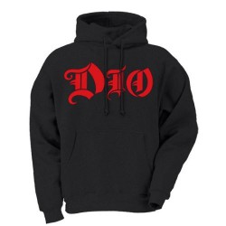 Dio - Holy Diver - Hooded Sweat Shirt (Men)