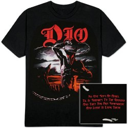 Dio - Holy Diver - T-shirt (Men)