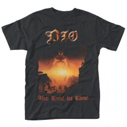 Dio - Last In Line - T-shirt (Men)