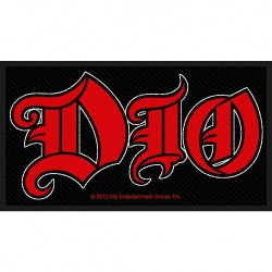 Dio - Logo - Patch