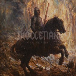 Diocletian - Gesundrian - LP Gatefold Coloured