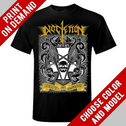 Diocletian - Sect Of Swords Gold Logo - Print on demand