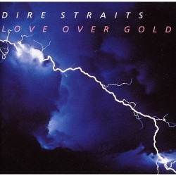 Dire Straits - Love Over Gold - CD