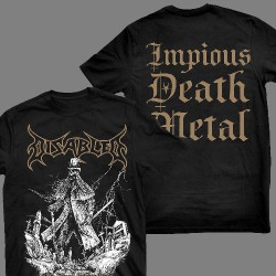 Disabled - The Final Exhumation - T-shirt (Men)